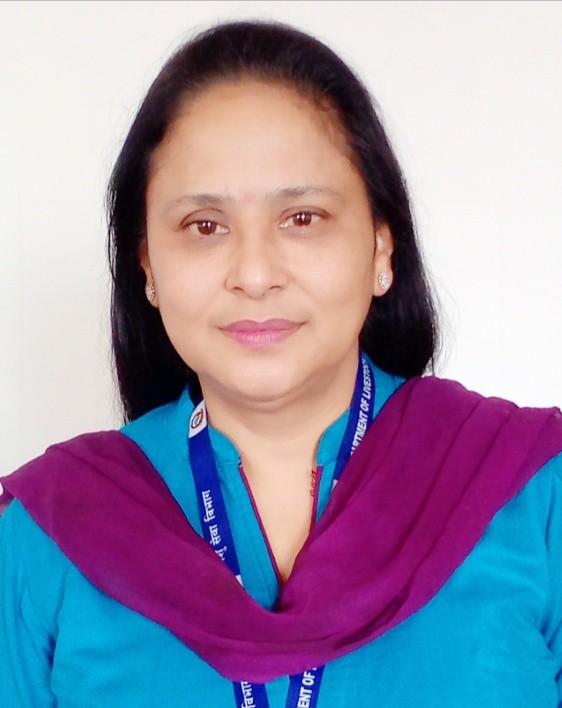 Dr Salina Manandhar